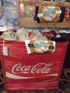 Silent Auction Coca Cola