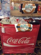 Silent Auction Coca Cola